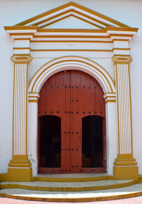 Doorways in doorways. San Cristobal de Las Casas.