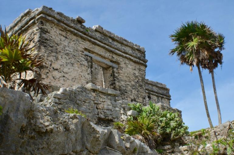 Tulum ruins.