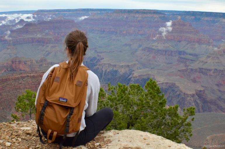 Canyon ponders